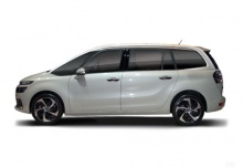 C4 Picasso - Spacetourer Laterale Sinistra