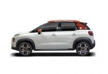 C3 Aircross Laterale Sinistra