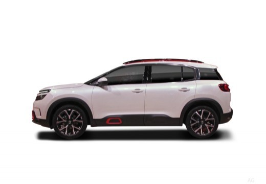 C5 Aircross Laterale Sinistra