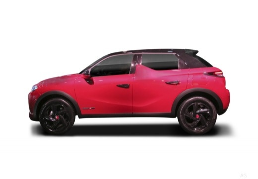 DS3 Laterale Sinistra