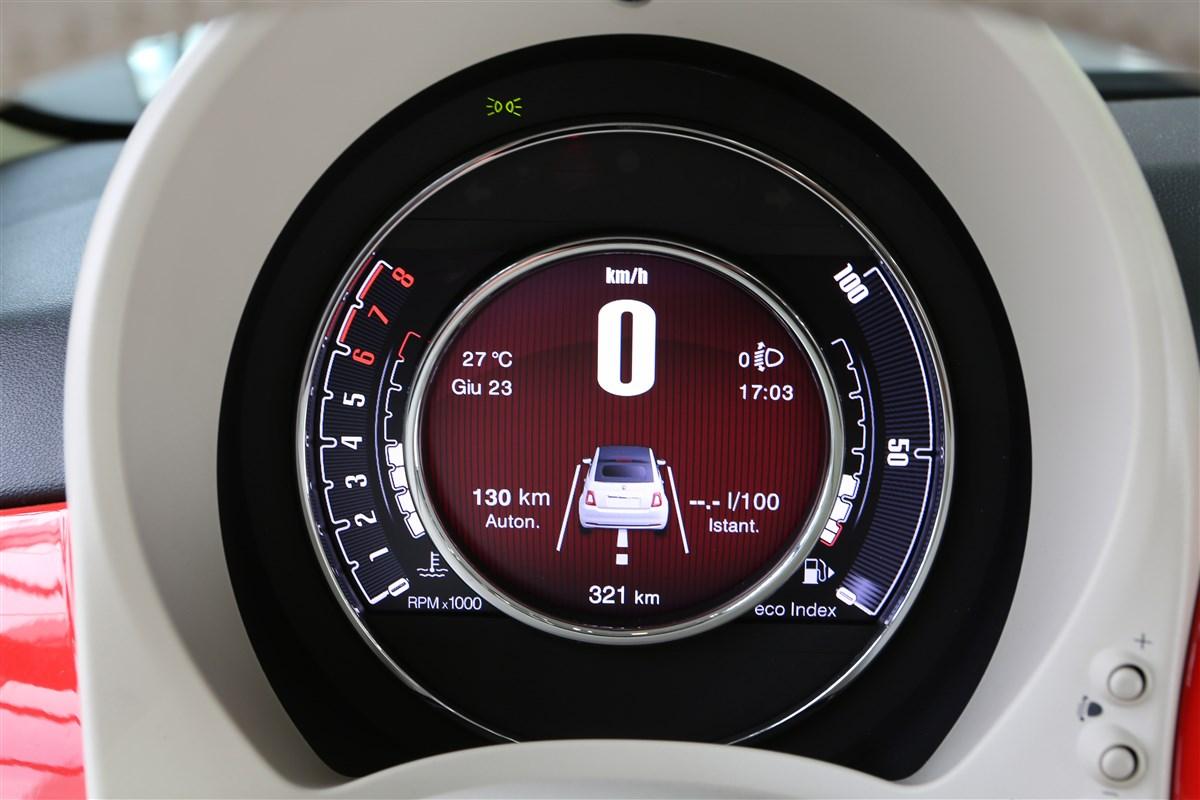 Fiat 500C 1.0 hybrid Pop 70cv
