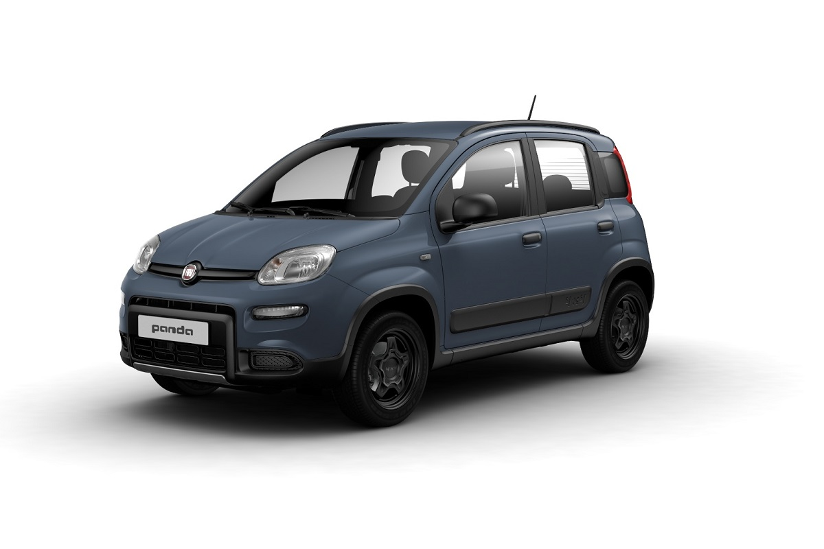 Fiat Panda 0.9 t.air t. Cross 4×4 s&s 85cv