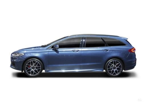 Mondeo Laterale Sinistra