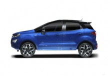 EcoSport Laterale Sinistra