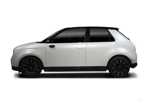 Honda e Laterale Sinistra