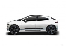 I-Pace Laterale Sinistra