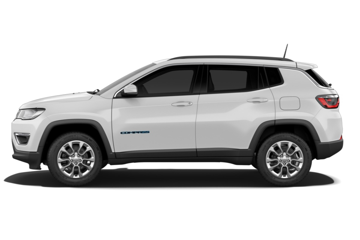 Jeep Compass 1.3 turbo t4 phev Longitude 4xe auto
