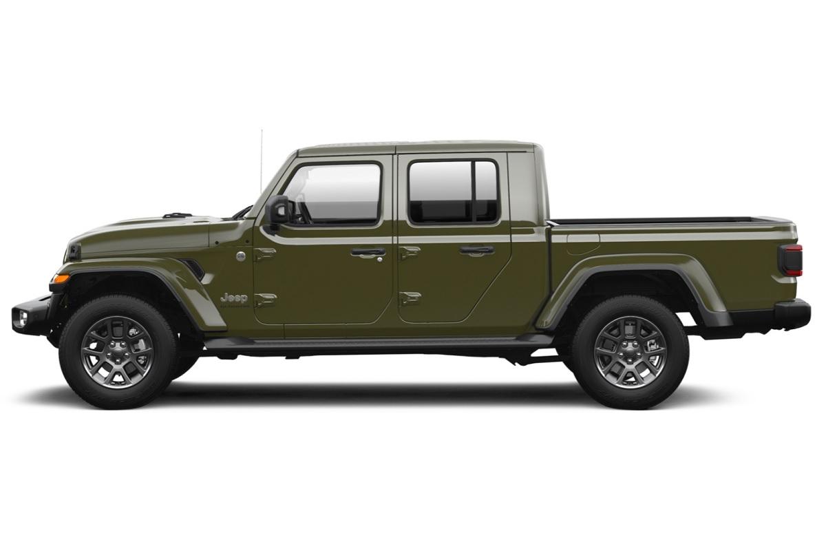 Jeep Gladiator 3.0 V6 Overland 4wd auto