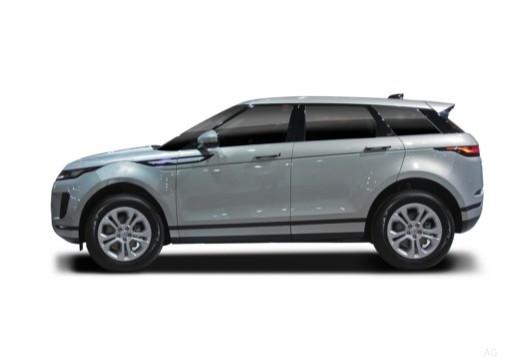 Range Rover Evoque Laterale Sinistra