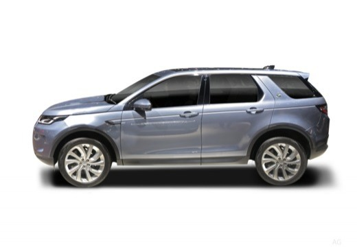 Discovery Sport Laterale Sinistra