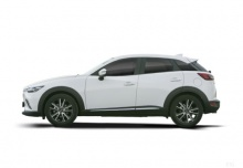 CX-3 Laterale Sinistra