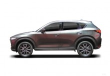 CX-5 Laterale Sinistra