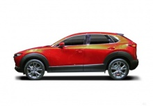 CX-30 Laterale Sinistra