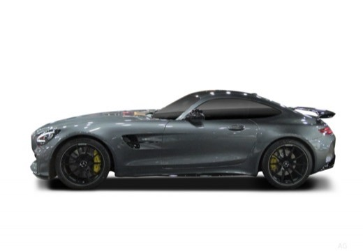 AMG GT Laterale Sinistra