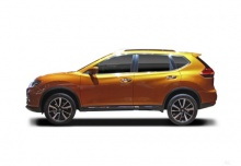 X-Trail Laterale Sinistra