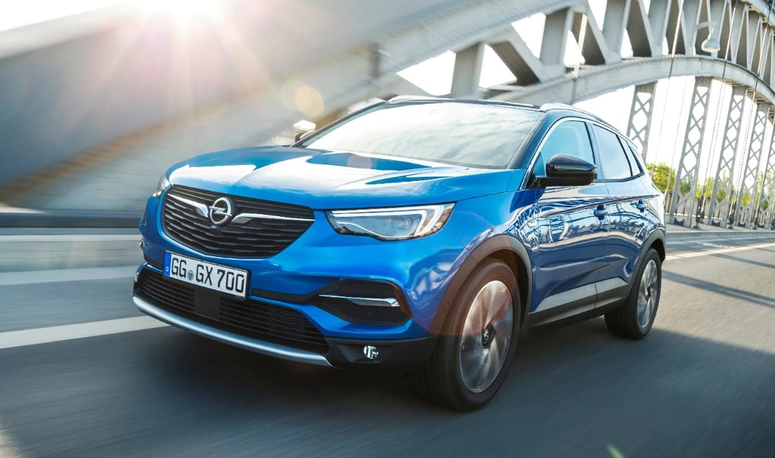 Opel Grandland X 1.5 ecotec Advance s&s 130cv at8