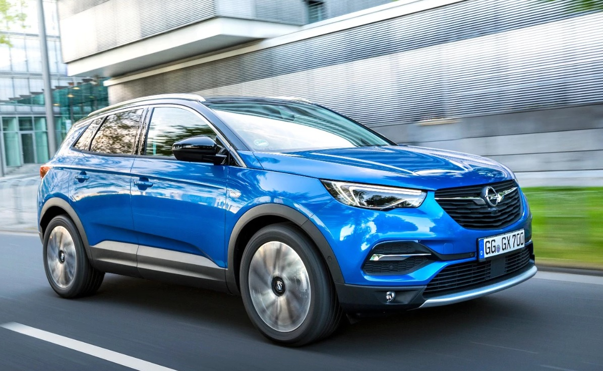 Opel Grandland X 2.0 ecotec Innovation s&s 177cv at8