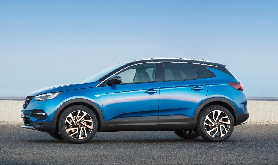 Opel Grandland X 1.2 Advance s&s 130cv at8