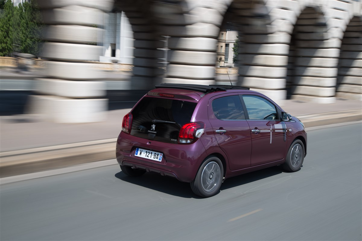 Peugeot 108 1.0 vti Collection Top! s&s 5p