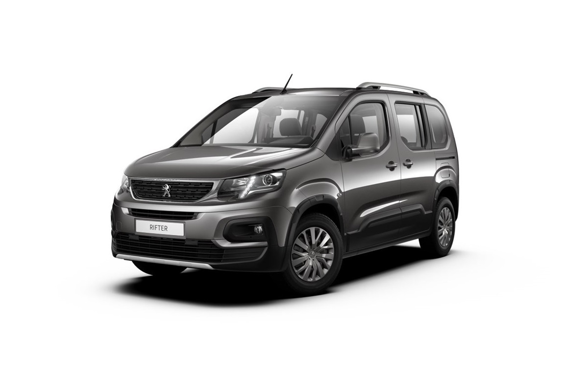 Peugeot Rifter 1.5 bluehdi Active s&s 130cv eat8