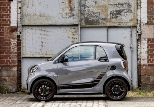 Fortwo Laterale Sinistra