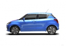 Swift Laterale Sinistra