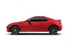 GT 86 Laterale Sinistra