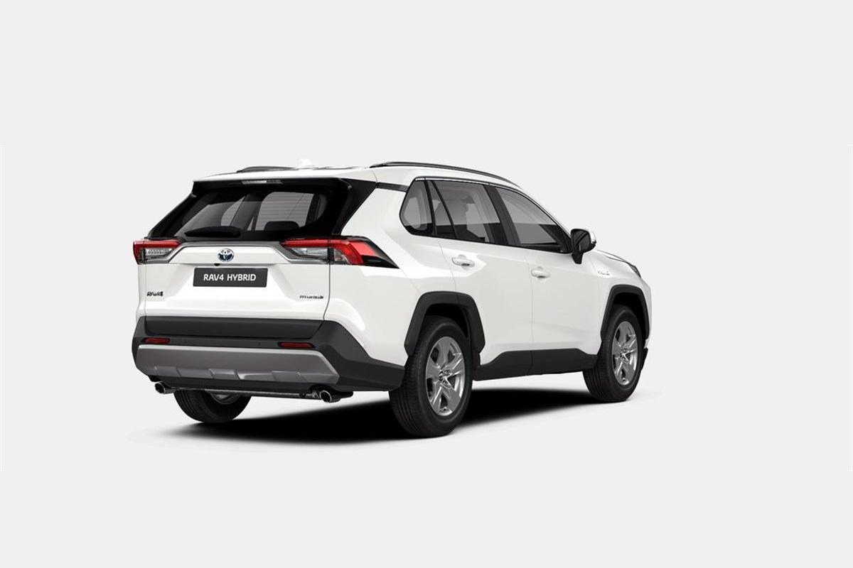 Toyota rav4 2.5 vvt-ie hybrid Dynamic awd-i e-cvt
