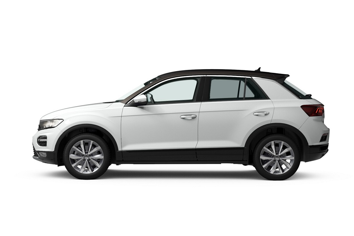 T-Roc Laterale Sinistra