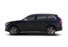 XC90 Laterale Sinistra