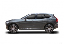 XC60 Laterale Sinistra