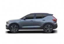 XC40 Laterale Sinistra